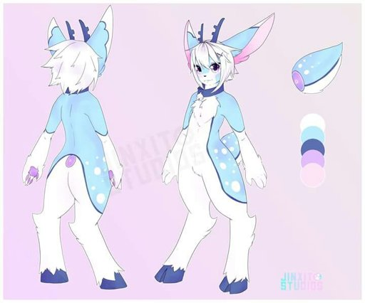 Kemono fox/deer auction! | Furry Amino