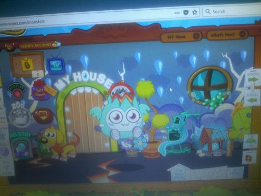 My Monster And Its House Moshi Monsters Amino