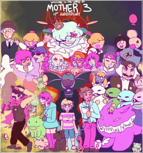 Happy Birthday, MOTHER 3 | EarthBound Amino