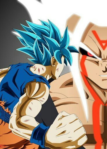 the arrival of evil goku  saiyan from the demon realm part