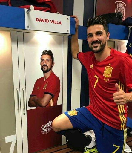 David Villa  cb1aef88cf27f