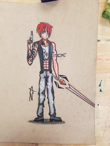 Dante Zaun Main Character For My Story Manga Comic Artist Amino