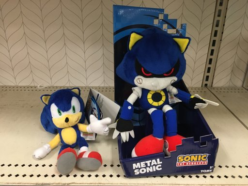 Sonic Plushies At Target Sonic The Hedgehog Amino