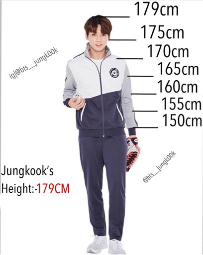 compare your height to jungkooks army 39 s amino. Black Bedroom Furniture Sets. Home Design Ideas