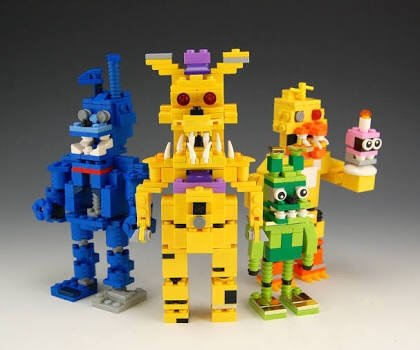 If I Made A Lego Ideas Fnaf Set, What Should It Be | Five Nights At