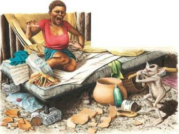 👑🐺👑Sleep With One Eye Open   African Mythos: The Tokoloshe   The