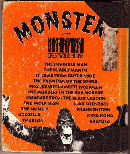 Crestwood Monster Series Books