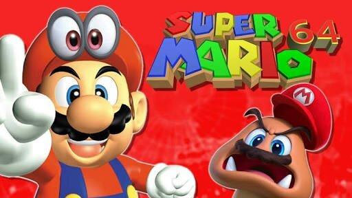 Top 3: Mejores Hack Roms de Mario 64   🍄Super Mario🍄Amino