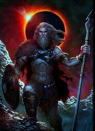 God Of Warlighting Odin Wiki Black Metal Amino