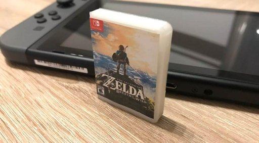 3d Printable Mini Switch Game Cases Nintendo Switch Amino