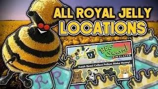 Bee Swarm Royal Jelly Location Roblox Amino