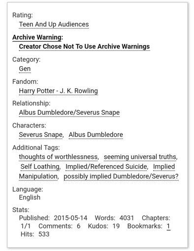 Choices - Snape Ficlet | Harry Potter Amino