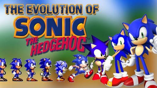 Sonic's evolution Of Games | Wiki | Sonic the Hedgehog! Amino