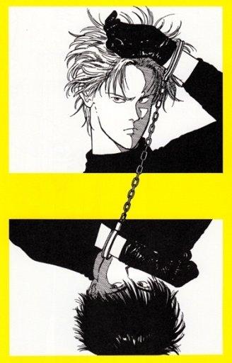 Banana Fish Manga Wiki Manga Amino