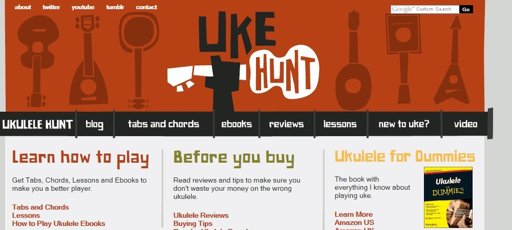 The top 50 ukulele sites wiki life on 4 strings amino fandeluxe Images