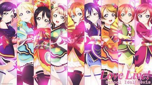 Wallpapers Hd Animes Love Live Love Live Sunshine