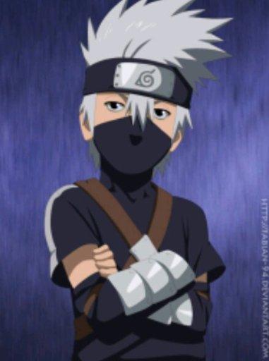 Kakashi Hatake As A Kid