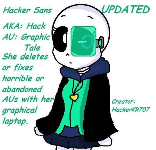 Hacker!Sans | Wiki | Undertale Amino