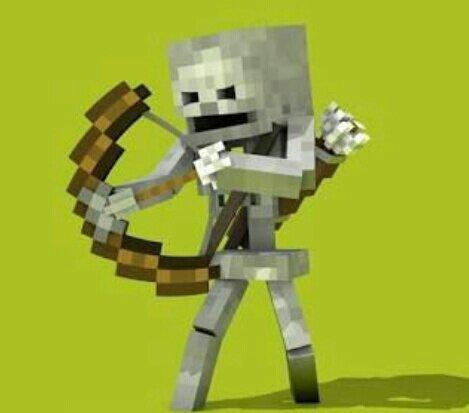 esqueleto wiki minecraft brasil amino