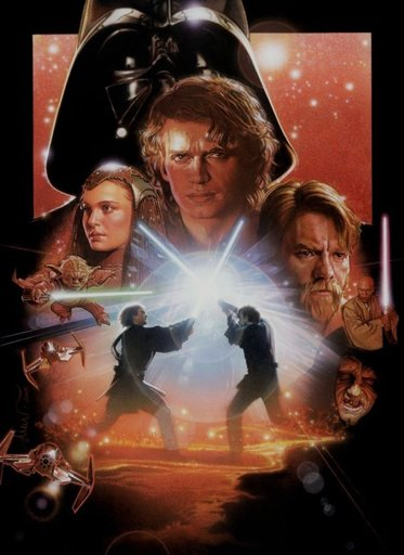 Xiii Years Ago Today Star Wars Revenge Of The Sith Was Released Star Wars Amino