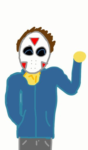 My first Delirious drawing!   H2O Delirious Amino