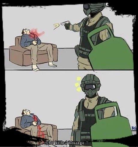 Just A Fuze Meme I Done Did Rainbow Six Siege Amino