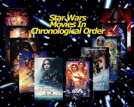 Star Wars Movies In Chronological Order Star Wars Amino