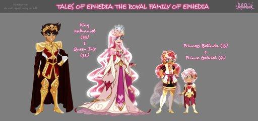 The Royal Families of Ephedia LoliRock Amino Amino