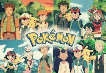 Comparison of Ash's friends   Pokémon Amino