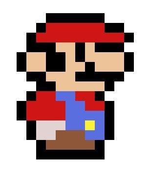 Recreating Sprites 3 Super Mario Bros 3 Small Mario Mario Amino