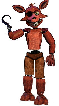 Unwithered foxy    Five Nights At Freddy's Amino