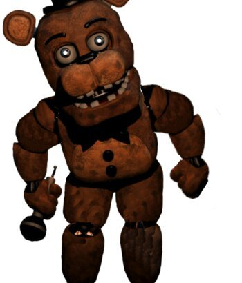 Unwithered freddy  | Five Nights At Freddy's Amino