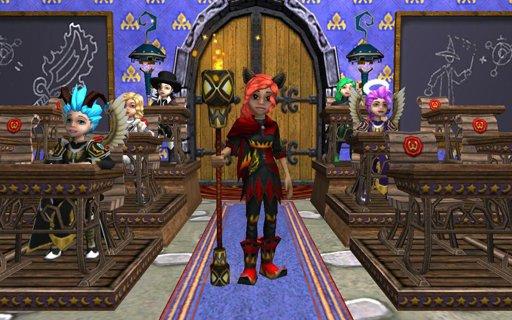 ~ Grace Silvertail ~   Wiki   Wizard101 Amino