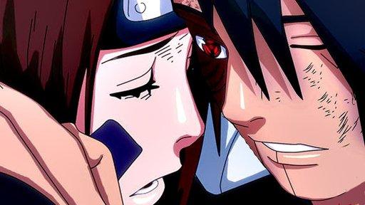 Obito Rin Love Departure Anime Amino