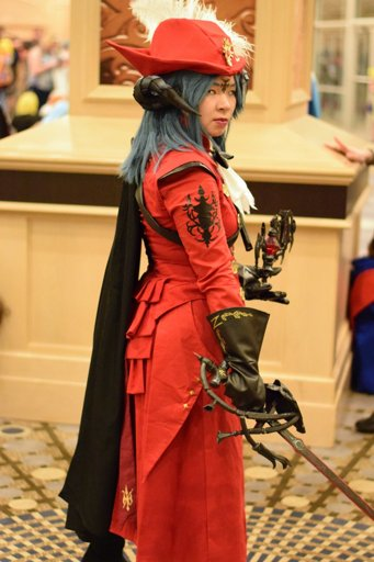 Red Mage (FFXIV) | Wiki | Cosplay Amino