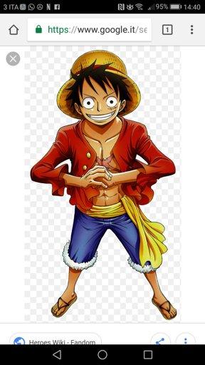 Monkey D Luffy One Piece Amino