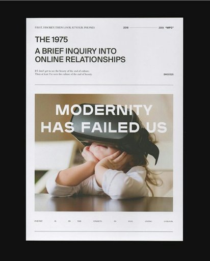 A Brief Inquiry Into Online Relationships Wiki The 1975 Fam Amino