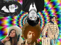 ceb9efa31 El origen de el rock psicodélico y los hippies | •Rock• Amino Amino