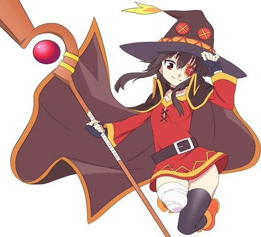 Megumin Reference Wiki Cosplay Amino