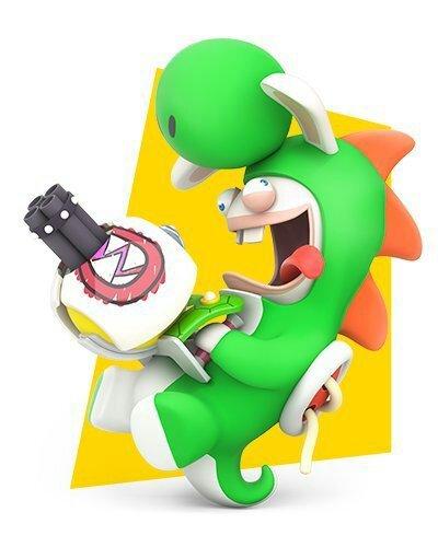 Mon Top Des Personnages De Mario Les Lapins Crétins