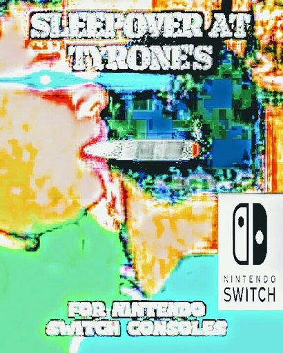 Sleepover at Tyrone's for the switch | Wiki | Dank Memes Amino