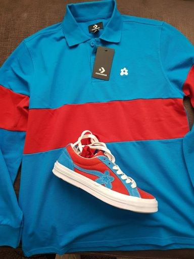 Converse X Golf Le Fleur One Star Sneakerheads Amino