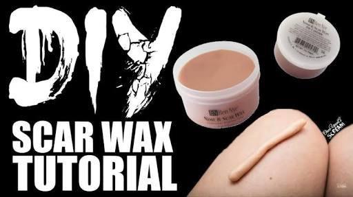 Scar wax (homemade and 2 recipes