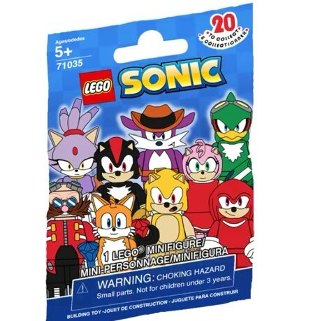 Do Anyone Want A Lego Sonic Series Sonic The Hedgehog Amino
