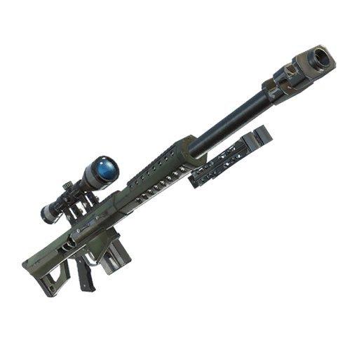 Картинки по запросу Heavy Sniper Rifle fortnite