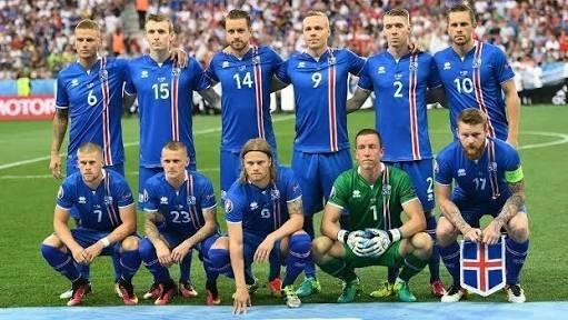 Curiosidades sobre a seleção da Islândia | FIFA Amino BR Amino