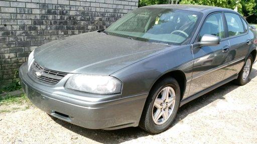 Chevy the 2005 Chevrolet Impala | Wiki | Living Machine