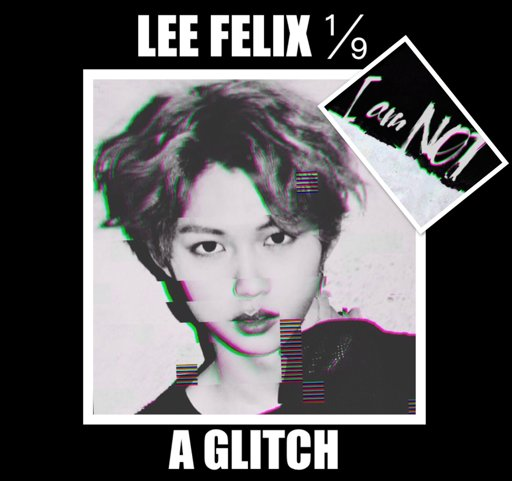 Lee Felix, A glitch Collage | Stray Kids Amino