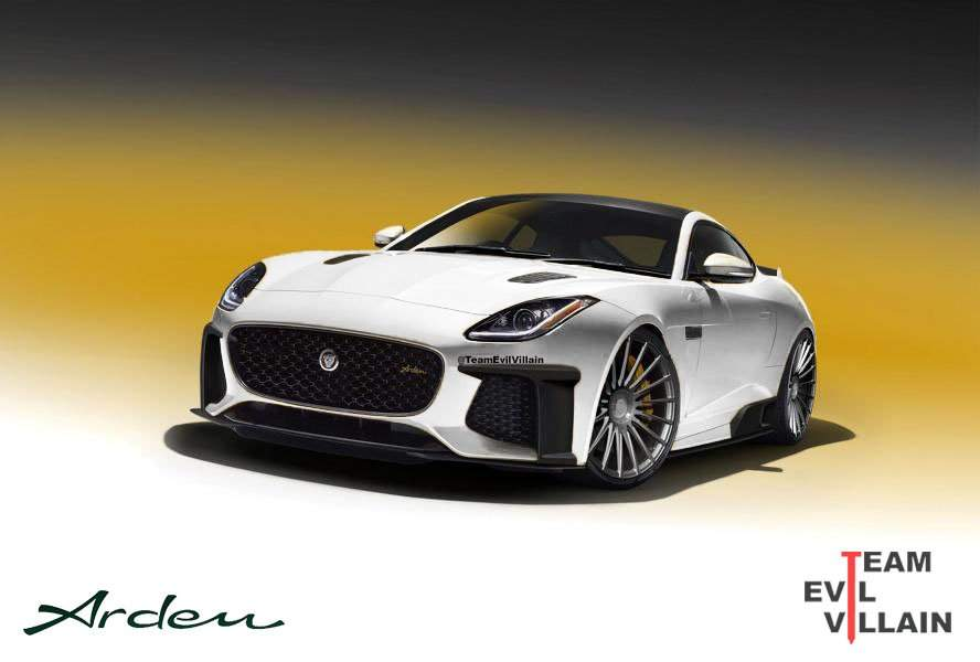 Michelin Pilot Sport >> The World's First 700hp Jaguar F-Type SVR Is Coming To America This July!!!   Garage Amino