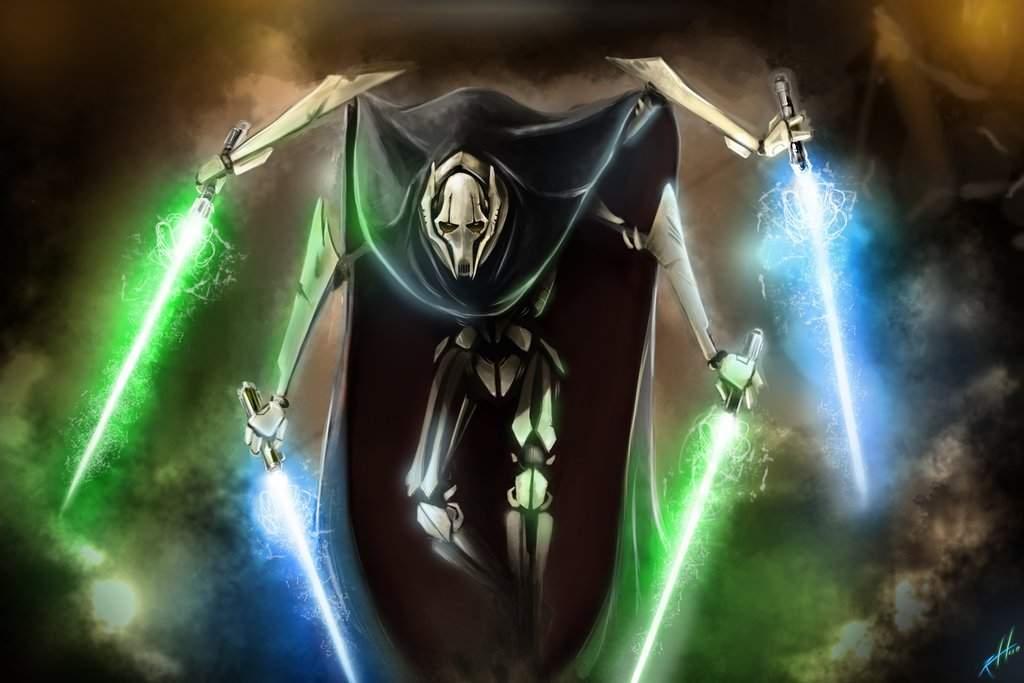 General Grievous Vs Durge Star Wars Amino